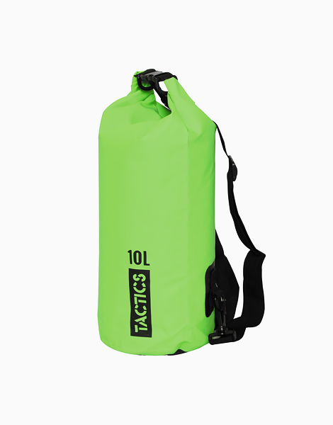 Ultra Dry Bag 10L by TACTICS WATER GEAR | Green