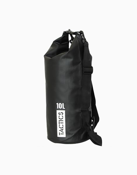 Ultra Dry Bag 10L by TACTICS WATER GEAR | Black