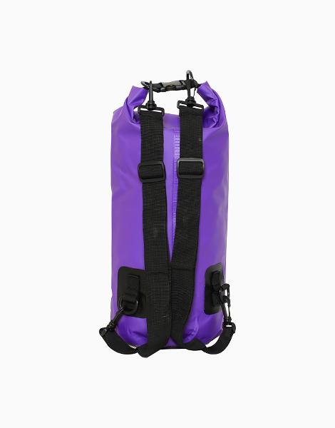 Ultra Dry Bag 10L by TACTICS WATER GEAR | Purple