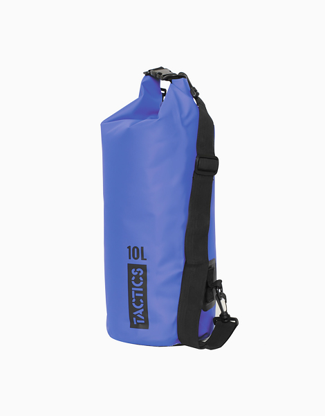 Ultra Dry Bag 10L by TACTICS WATER GEAR | Blue