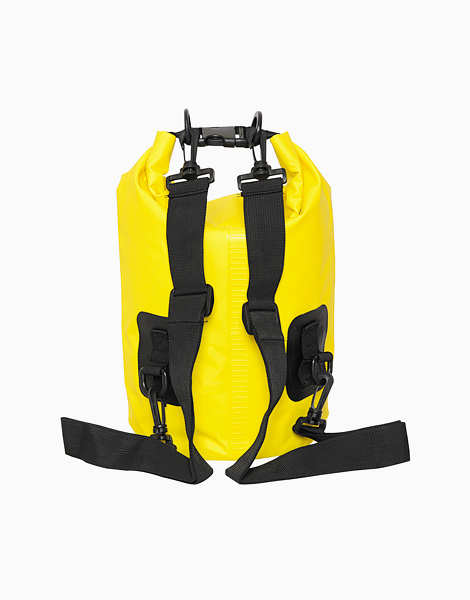 Ultra Dry Bag 5L by TACTICS WATER GEAR | Yellow