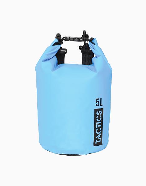 Ultra Dry Bag 5L by TACTICS WATER GEAR | Sky Blue