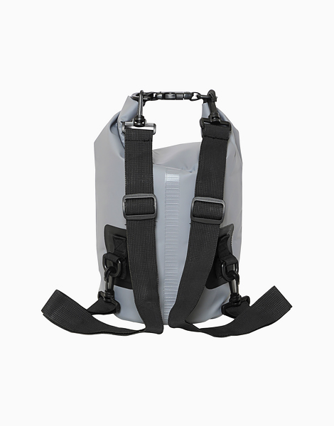 Ultra Dry Bag 5L by TACTICS WATER GEAR | Gray