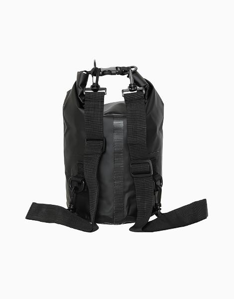Ultra Dry Bag 5L by TACTICS WATER GEAR | Black