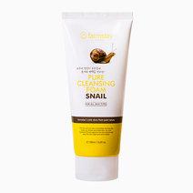 Snail Pure Cleansing Foam by Farmstay