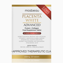 Placenta White Advanced (20s) by Mosbeau