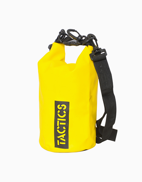 Ultra Dry Bag 2L by TACTICS WATER GEAR | Yellow