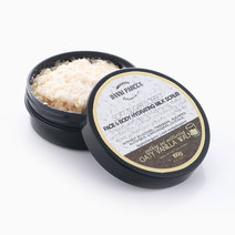 Hydrating Milk Scrub in Oaty Vanilla Walnut (100g) by Danni Parcca
