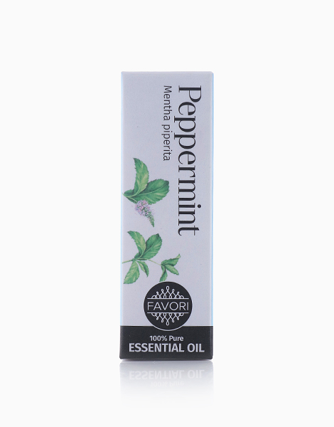Peppermint Essential Oil (10ml) by FAVORI