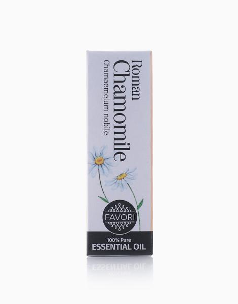 Roman Chamomile Essential Oil (10ml) by FAVORI