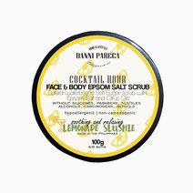 Lemonade Slushie Epsom Salt Scrub (100g) by Danni Parcca