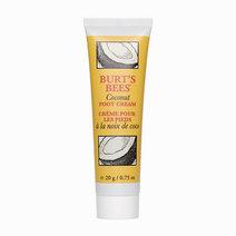 Coconut Foot Cream by Burt's Bees