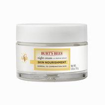 Bb skin nourishment night cream