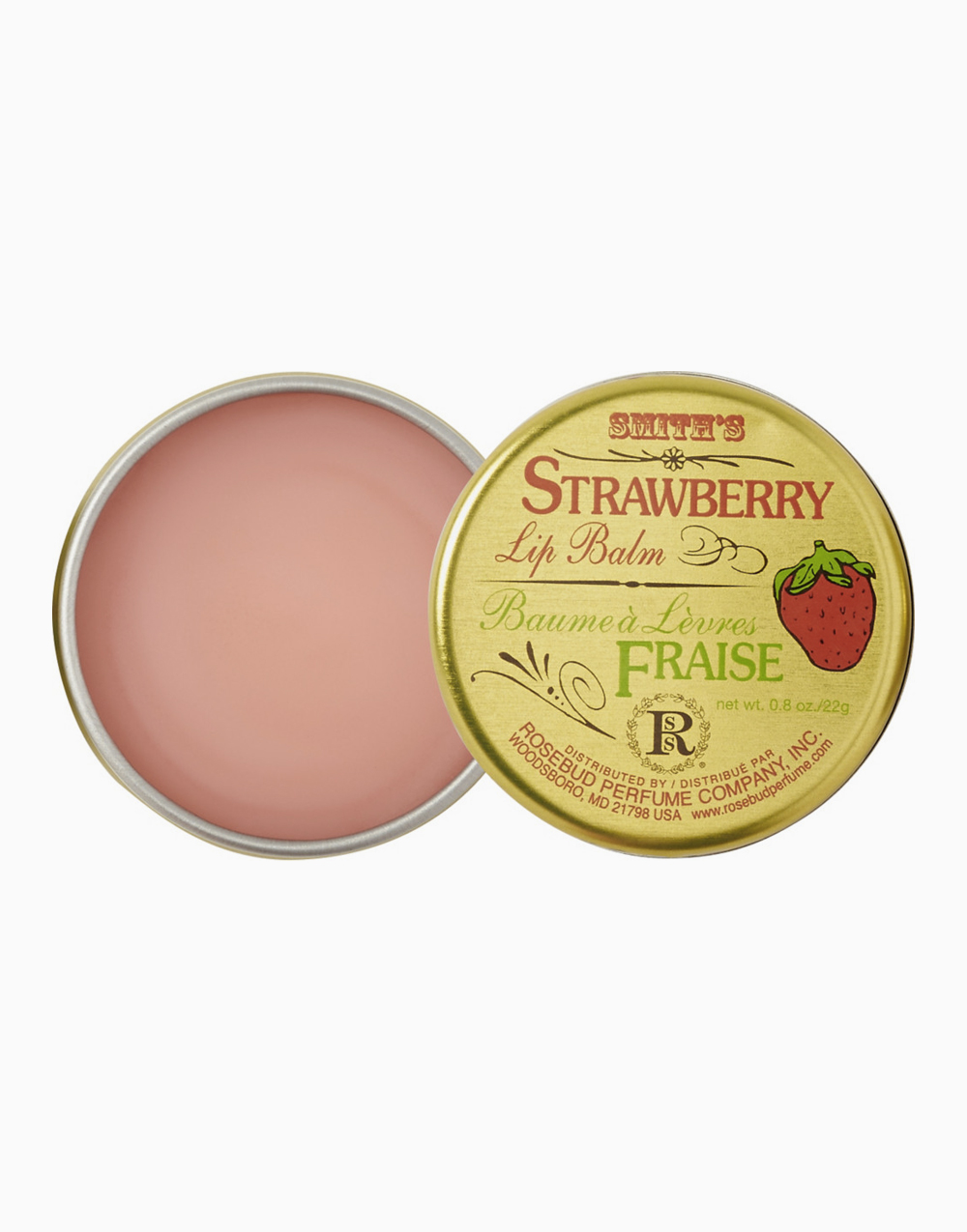 Smith's Strawberry Salve by Smith's Rosebud Salve