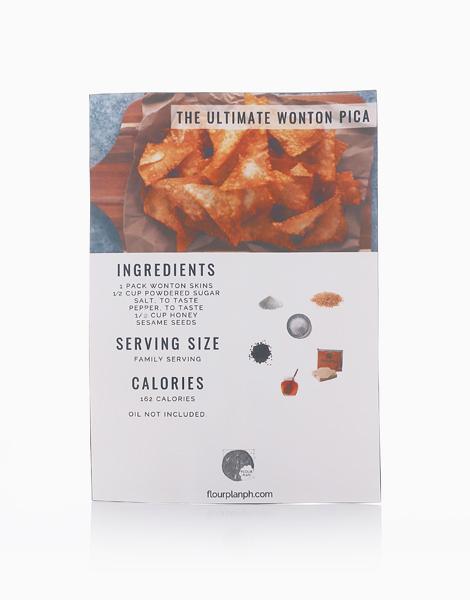 The Ultimate Wonton Pica Kit by Flour Plan