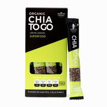 Organic Chia To-GO (10 Sachets) by Healthy Choice PH