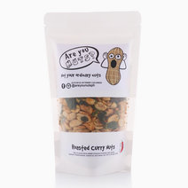 Spicy Roasted Curry Nuts by Are you NUTS?