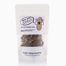 Sweet & Spicy Anchovies (60g) by Are you NUTS?