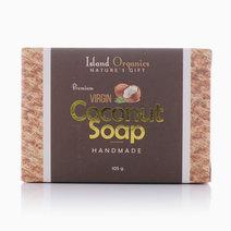 Premium Virgin Coconut Soap (105g) by Island Organics