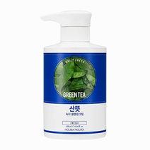 Holika holika daily fresh cleansing cream 430 ml %28fresh green tea%29