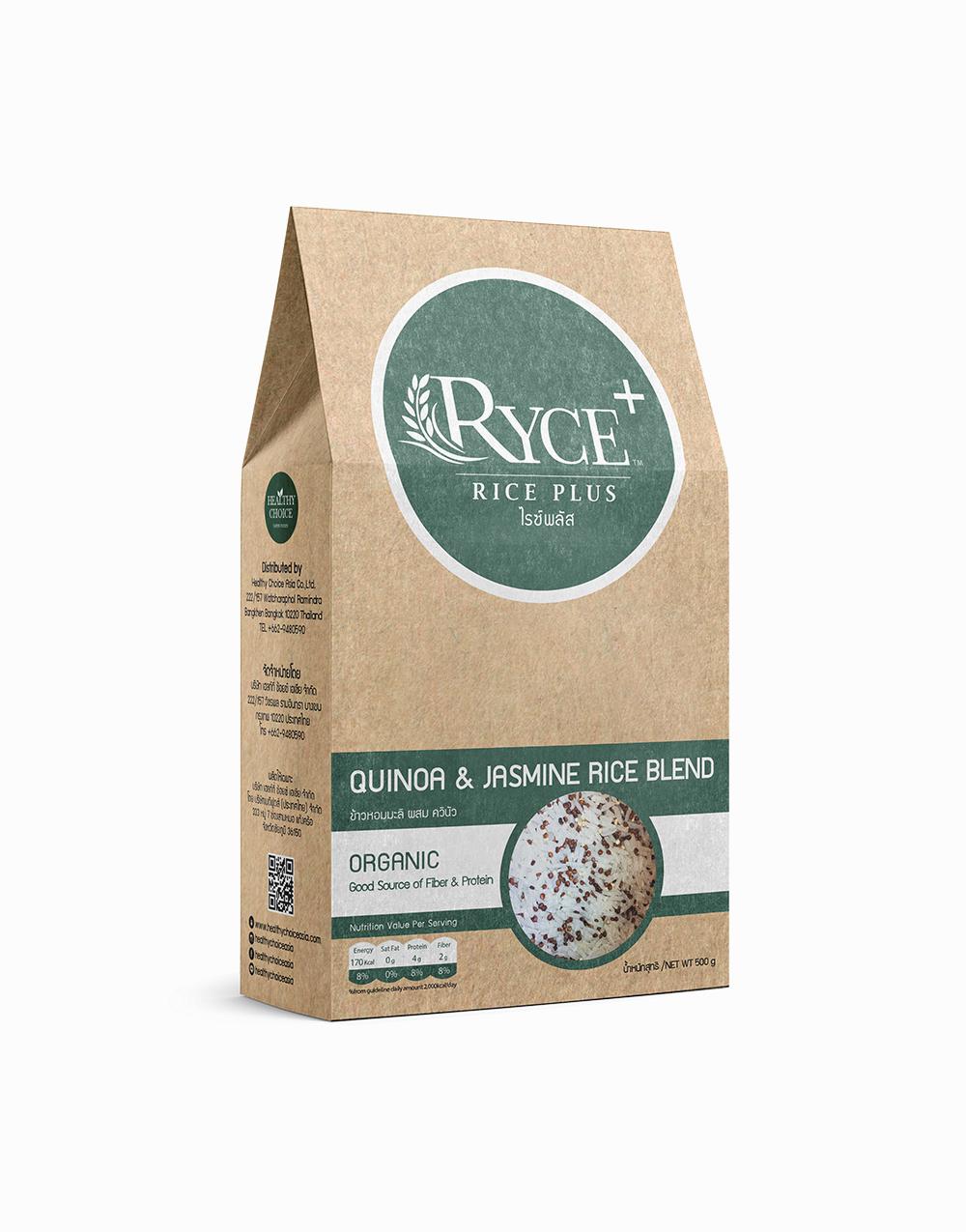 Quinoa & Jasmine Rice Blend (500g) by Healthy Choice PH