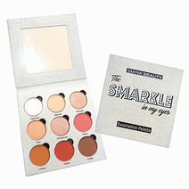 Smink beauty ph smarkle in my eyes eyeshadow palette plush pinks