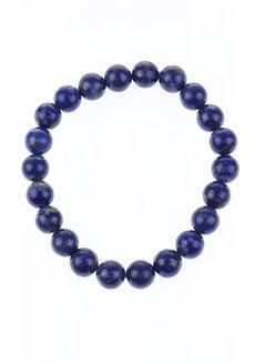 Lapis Lazuli Bracelet (8mm) by Made By KCA