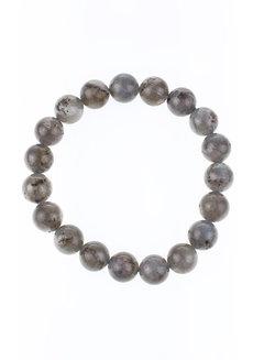 Labradorite Bracelet (8mm) by Made By KCA
