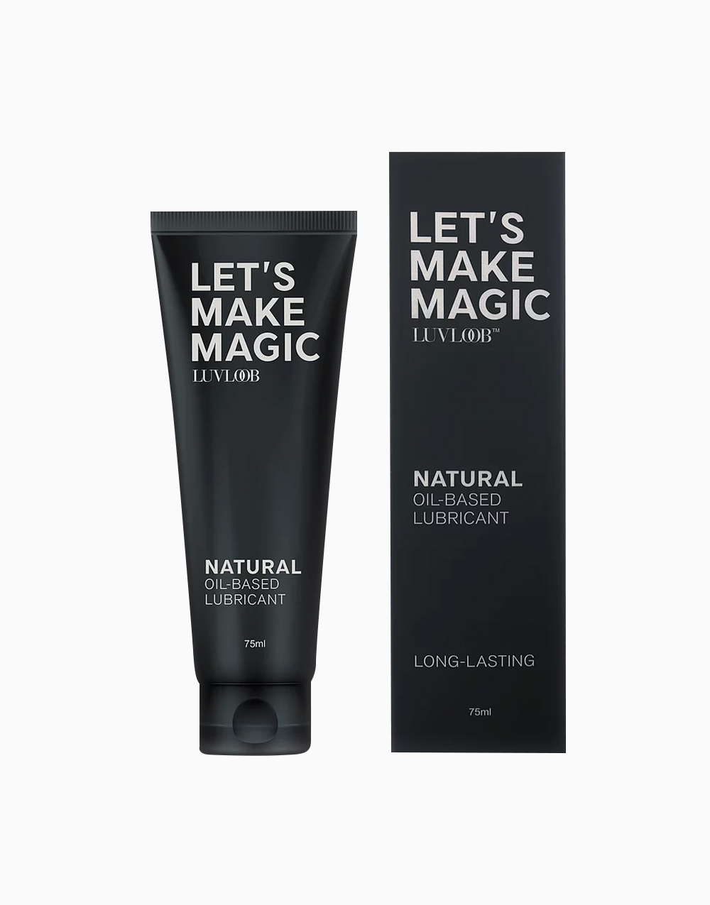 Natural Oil-Based Lubricant (75ml) by LuvLoob