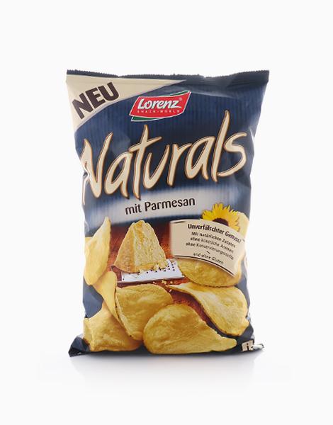 Parmesan Potato Chips (100g) by Lorenz