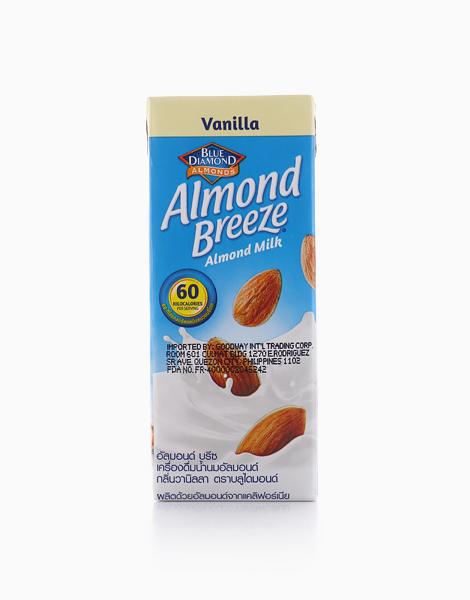 Almond Breeze Vanilla (180ml) by Blue Diamond