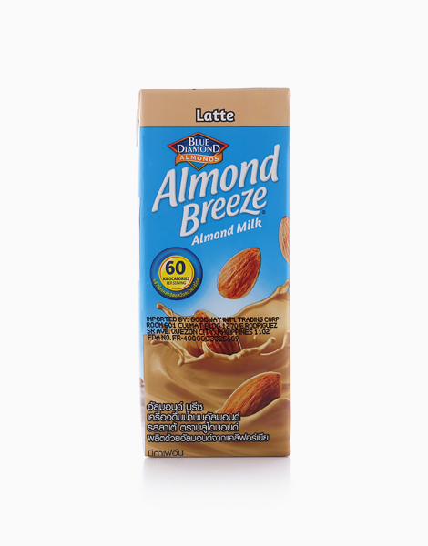 Almond Breeze Latte (180ml) by Blue Diamond