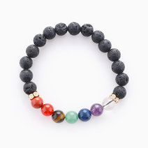 7 Chakra Diffuser Bracelet by Stones for the Soul