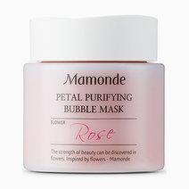 Re 079 mamonde petal purifying bubble mask