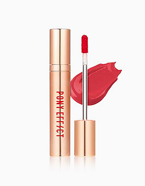 Re 165 pony effect favorite fluid lip tint berry good