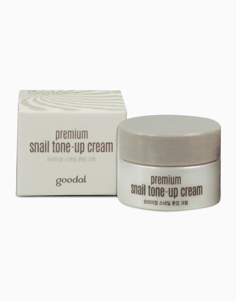Premium Snail Tone Up Cream (10ml) by Goodal