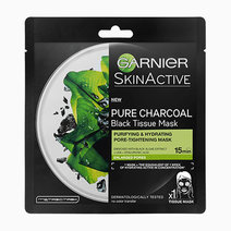 Serum mask pure charcoal with black algae %28pore tightening%29