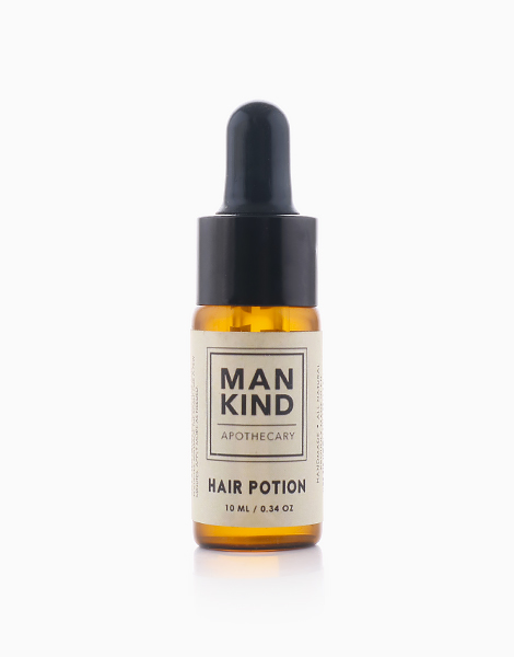 Hair Potion (10ml) by Mankind Apothecary Co.