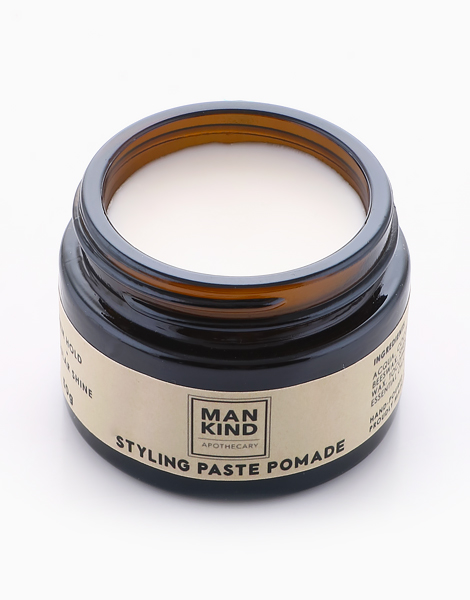 Styling Paste Pomade Travel Size (50g) by Mankind Apothecary Co.