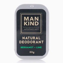 Natural Deodorant (50g) by Mankind Apothecary Co.
