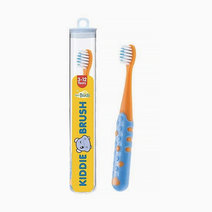 Tinybuds kiddietoothbrush orange navy