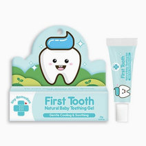 Tinybuds first tooth natural teething gel