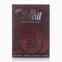 Kinis snail soap old