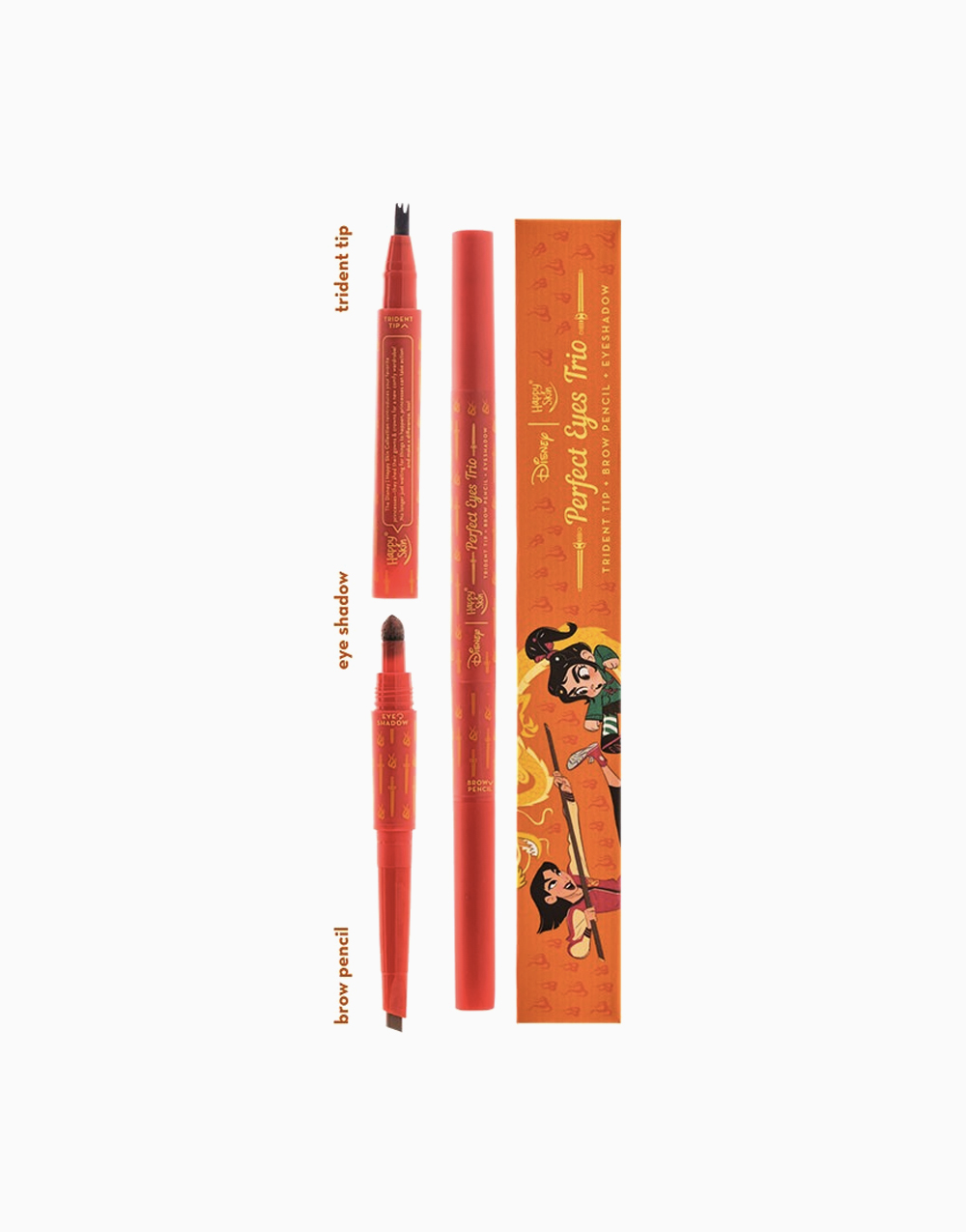 Happy Skin x Disney Perfect Eyes Trio by Happy Skin | Mulan