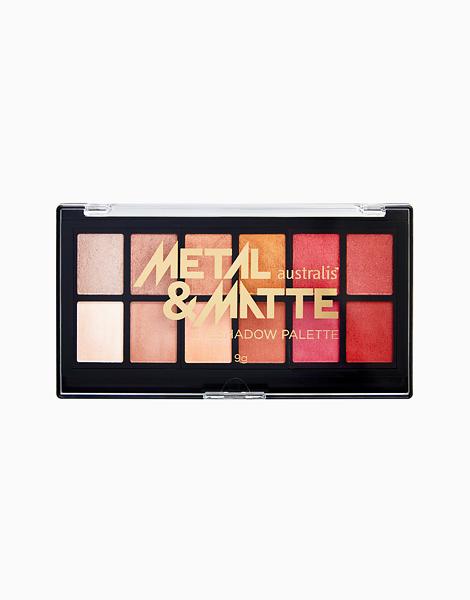 Metal & Matte Eyeshadow Palette by Australis