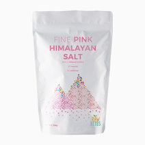 Rawbitesph himalayan pink salt fine 100g