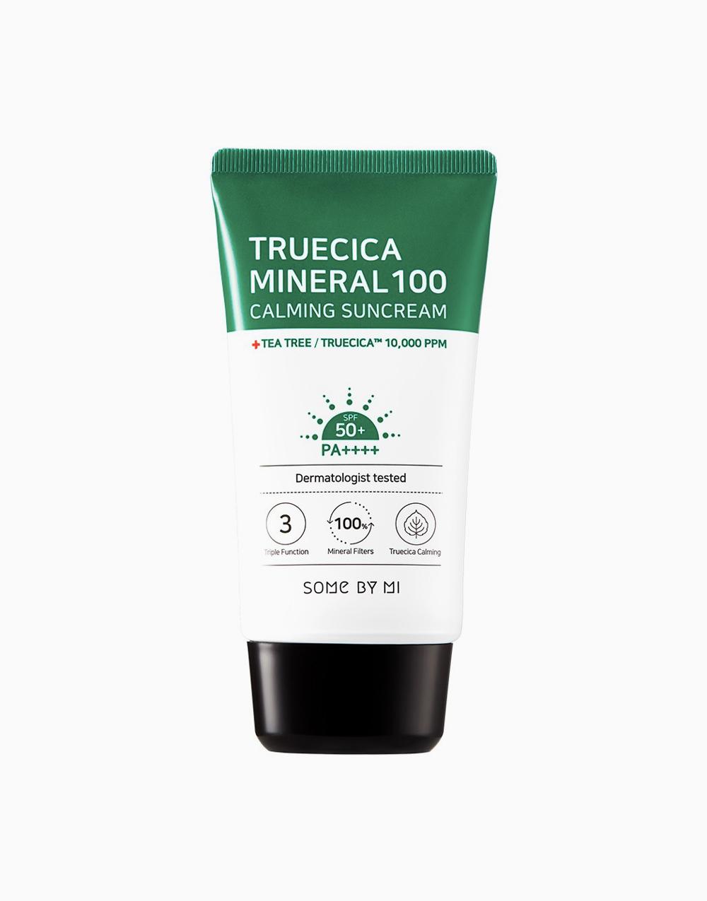 Truecica Mineral 100 Calming Suncream SPF50+ PA++++ by Some By Mi