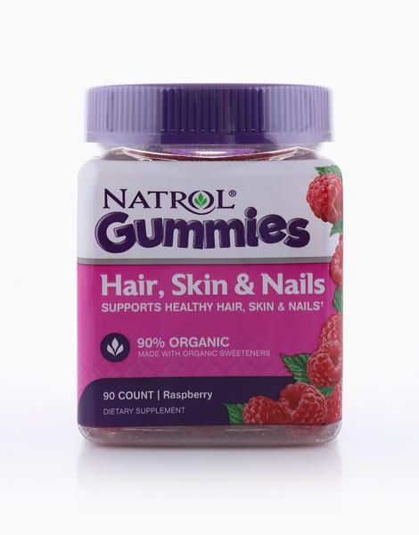 Hairs, Skin & Nails Gummies (90 Gummies) by Natrol