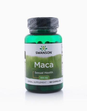 Maca 500mg (60 Capsules) by Swanson