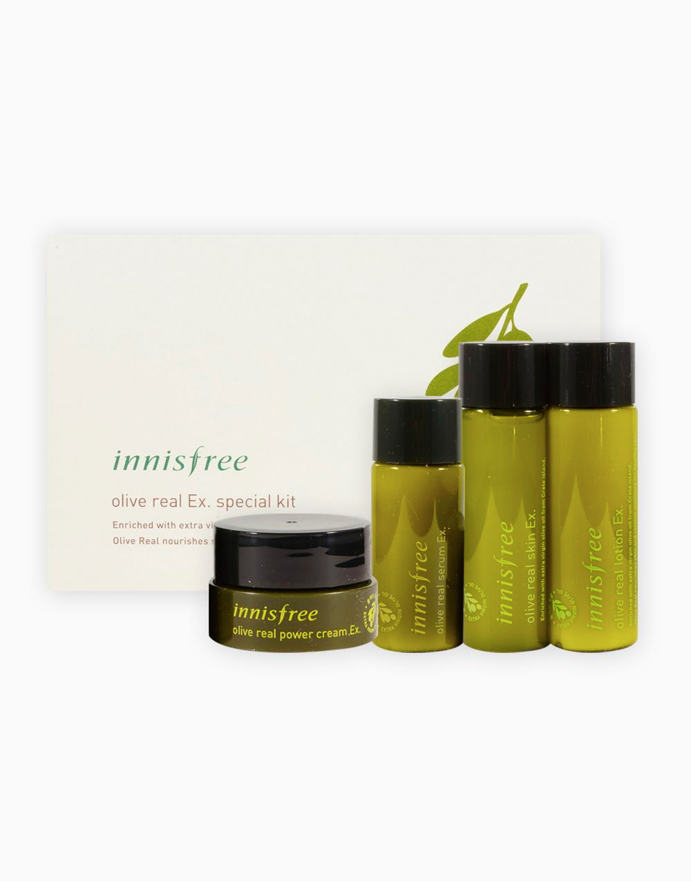 Olive Real Ex Special Kit By Innisfree Beautymnl